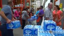 Water crisis grips Ohio for second day