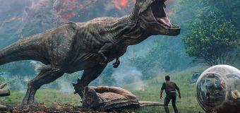 'Jurassic World: Fallen Kingdom' roars at box office