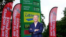 Moto trials big price cut for motorway fuel