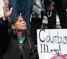 Columbus Day: Celebrating cultural heritage, or the colonization of Native Americans?