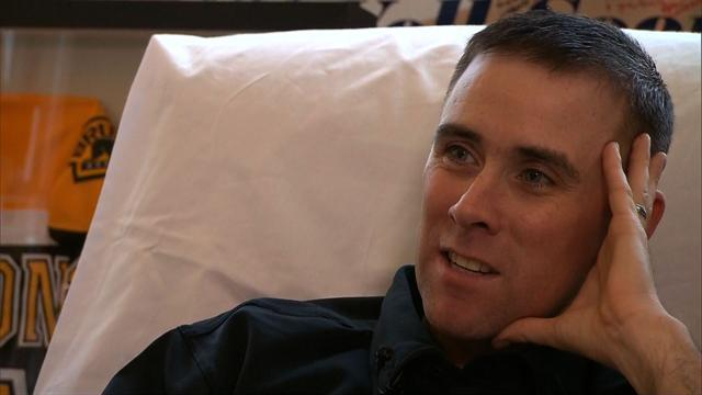 Wounded Boston officer: