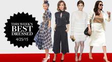 Angelina Jolie Wows at the U.N. & More of This Week's Best Dressed