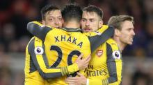 Mesut Ozil and Alexis Sanchez strike as Arsene Wenger's defensive gamble pays off against Middlesbrough