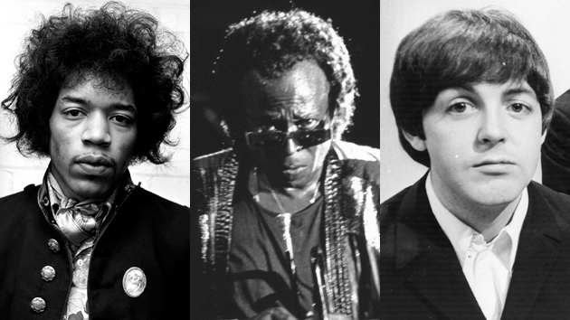 Jimi Hendrix, Paul McCartney, Miles Davis: The Ultimate Supergroup That Never Happened