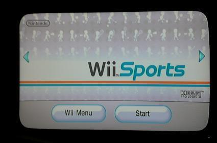 Does real world talent translate into Wii Sports talent?