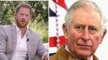 Prince Charles 'in despair' over Harry and Meghan's interview with Oprah