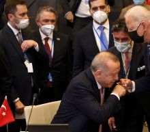 At NATO, Turkey hails its revival of dialogue with Greece