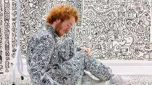 兩歲已開始畫畫!23歲Pop Art藝術家Mr. Doodle以密鋪塗鴉走紅