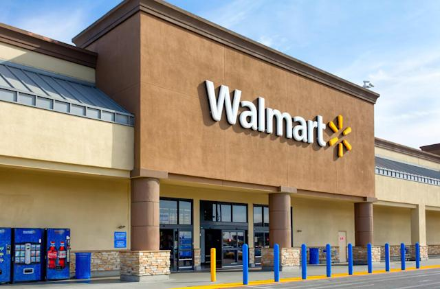 Walmart eyes a future Dash replacement that could reorder for you
