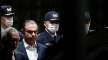 In bail reprise, Ghosn leaves Tokyo jail, agrees to limit contact with wife