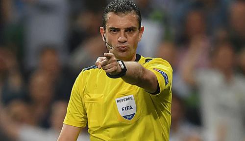 Champions League: Schiedsrichter Kassai auf Wikipedia als Spieler von Real gelistet