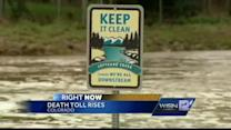 Death toll in Colorado flooding increases to 8