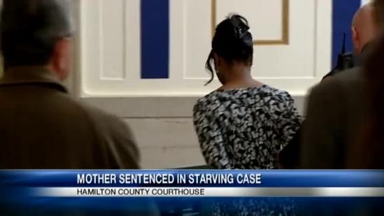 Mom accused of starving children as punishment sentenced