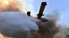 Große Brände in Griechenland und der Türkei außer Kontrolle