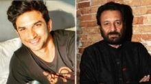 Will Dedicate 'Paani' to Sushant, If It Gets Made: Shekhar Kapur