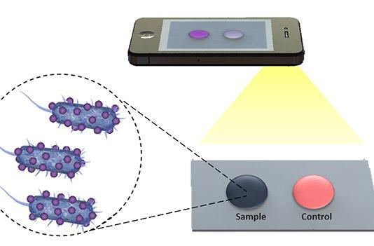 Smartphone accessory puts HIV diagnosis in doctors' pockets