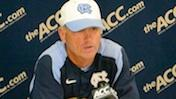 Heels discuss ACC Tourney win over Miami