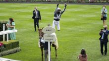 Frankie Dettori steals the show with brilliant hat-trick on final day of Royal Ascot