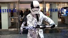 Box office hits including Star Wars helped boost UK economy by £7.7bn in 2016
