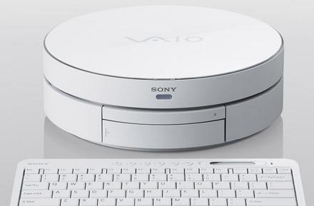 Sony quietly launches VAIO TP1 Living Room PC