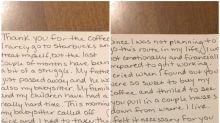 A boa ação de uma adolescente em uma cafeteria está emocionando a internet