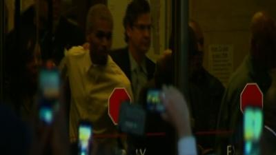 Chris Brown Released on Assault Charge in DC