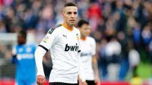 Leeds break club transfer record to sign striker Rodrigo from Valencia