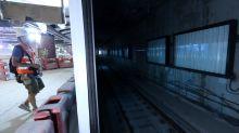 Tearing up newly built Hung Hom rail platform 'unavoidable' to probe construction scandal, Hong Kong minister says