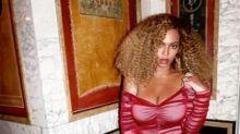 Beyoncé presume su figura post parto