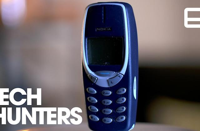 Tech Hunters: the unstoppable, unbreakable Nokia 3310