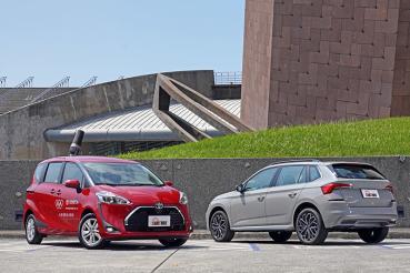 選CUV還是MPV?我們請到Skoda Kamiq與Toyota Sienta來場矛與盾的對決!〈如何選〉