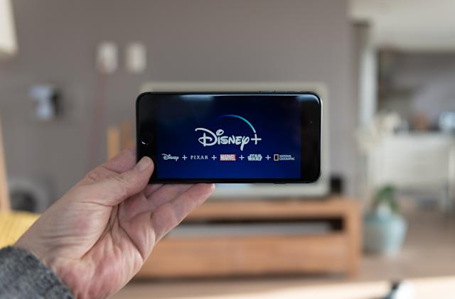 Disney+ will launch in eight more European countries on September 15th