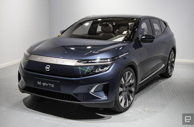 How Byton is trying to bring its concept M-Byte SUV to the masses