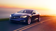 Here's What's Pushing Tesla Stock Toward $600 -- and Beyond