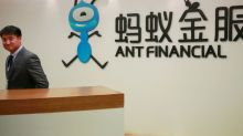 China's Ant takes another step towards $35 billion IPO with registration move
