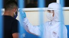 巴西新增3萬3057人染疫 累計確診逾452萬例