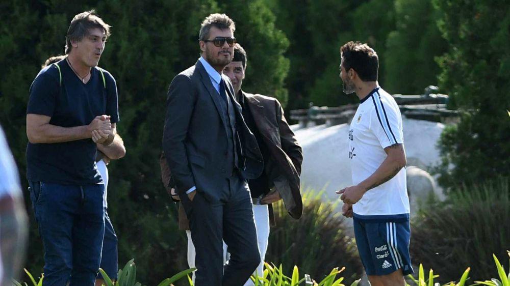 Se aleja del fútbol: Tinelli renunció a la AFA
