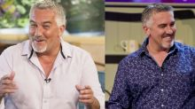 Paul Hollywood moans the pressure of showbiz has made him fat and grey