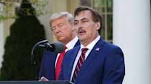 MyPillow CEO Mike Lindell suggests 'divine appointments' were responsible for him connecting with former president Trump