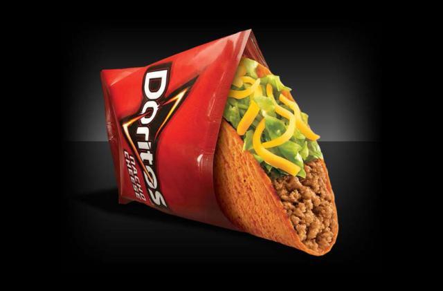 Taco Bell now delivers 'food' to your door