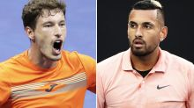 Nick Kyrgios in ugly spat with US Open semi-finalist