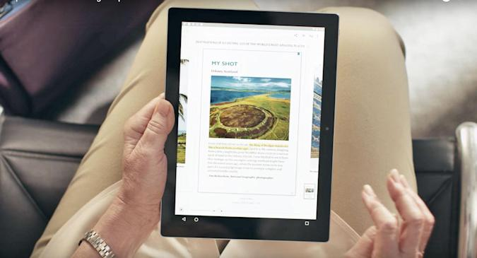 Amazon made flipping through books on Kindles and tablets easier