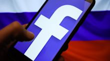 Russia says Facebook and Twitter are violating data laws
