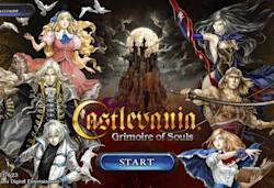 'Castlevania: Grimoire of Souls' is now available on Apple Arcade