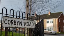 Residents on 'Corbyn Road' fear Labour's general election wipeout may affect property prices