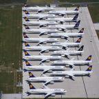 Coronavirus: Lufthansa books €2bn loss as it plans drastic cost cuts