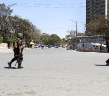 IS claims deadly attack on Afghan ministry