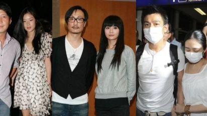 黃翠如、周勵淇宣布已結婚 重溫三對震驚娛樂圈的秘婚藝人