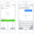 You can send money on Facebook Messenger using PayPal now