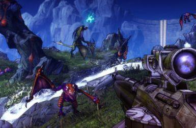 Borderlands 2 now available on Mac